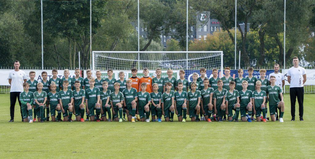 """Kauno Žalgirio"" futbolo akademija/ ""Kauno Žalgirio"" futbolo akademija"